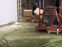 "Karmann Ghia ""roadster"" in Dr. Dolittle movie trailer"