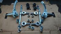heim joint link pin front axle