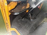 ABS kick panel instal - 1977 Westfalia Bus