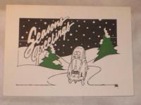 VW Christmas Card