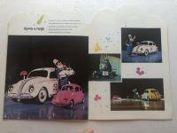 1972 Disney on Parade Program