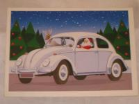 VW Christmas Card
