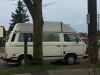 Vanagon high top and media