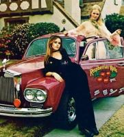 Raspberries Rollswagen