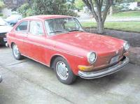 1971 Fastback