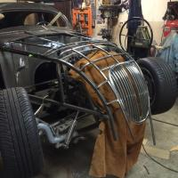 Never ending v rod project