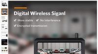 Amazon ad for Wireless Backup Cam