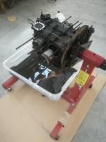 Bay window engine rebuilding