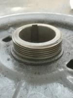 Crank pulley