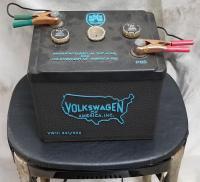 1960's VW of America 6V battery
