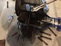 Engine tear down
