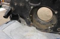 Topside oil filter