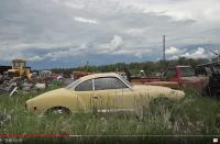 "1969 Karmann Ghia Coupe in ""Barn Find Hunter"" Ep. 64"