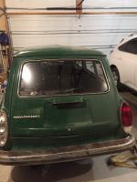 Polishing Joann: A 1970 Elm Green Squareback