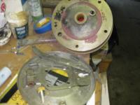 vinegar soaked rear drum