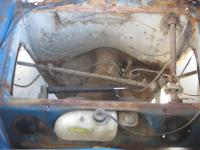 Rusty, Crusty, 66 Ghia