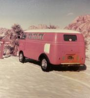 1960 SWR Panel Walkthrough WT Desert Bus Original Paint Joshua Tree National Park California Off Road Snow