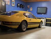 VW SP2 in Garage