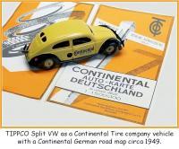 TIPPCO TCO Split VW US ZONE Germany