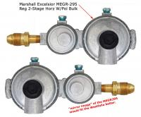 MEGR-295 westfalia propane regulator