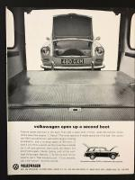 Volkswagen Type 3 UK Ad