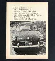VW 1500 Type 3  Ad
