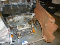 58 Ghia cabriolet inner fender