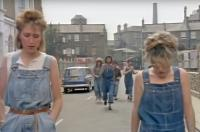 "Late Squareback in ""Come on Eileen"" music video (1982)"