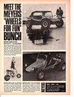 1968 Meyers Manx AD