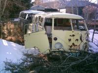 abandon buses