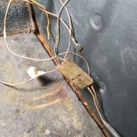 73 SB back seat wire