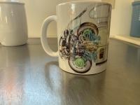 Vw coffee cup