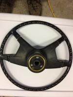 Early73 beetle steering wheel
