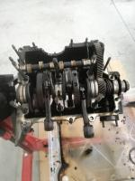 Vw bay engine