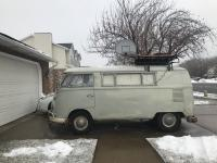 Vw Bus height