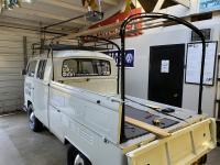NLAVW Hoops Set Installed
