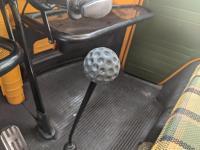 KAMEI Shift Knob - Golf Ball Dimple