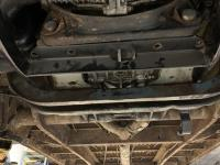split bus trailer hitch install and ID help