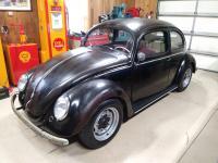 1952 VW Beetle 'Split-Window' Euro Deluxe