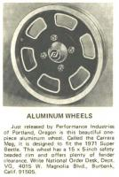 Performance Industries / Pacific-Italia Wheel