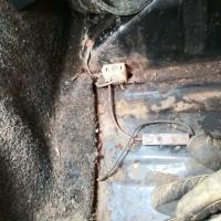 seat belt wiring