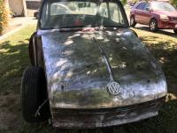 1966 Volkswagen Notchback