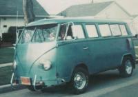 My first car '66 13-window bus