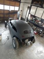 Fenderless Bug Progress