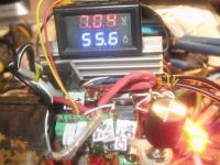 6 Volt Electronic Voltage Regulator Prototype 2
