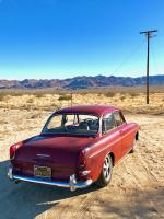 1966 Canadian A Notchback 1500 Granada Red Joshua Tree Fuchs Earlies Deep Six Slammed Narrowed