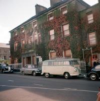 Vintage Irish Splitscreen bus