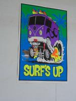 Volkswagen Bus Poster