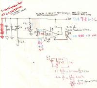 6 Volt car Over Voltage Alarm Schematic