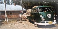Vintage Photos of Volkswagen's